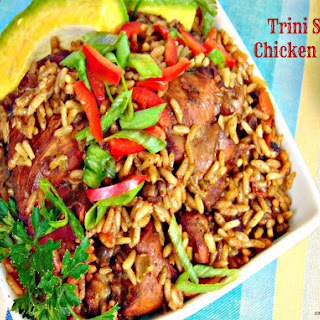 The Amazing Trinidadian Pelau.