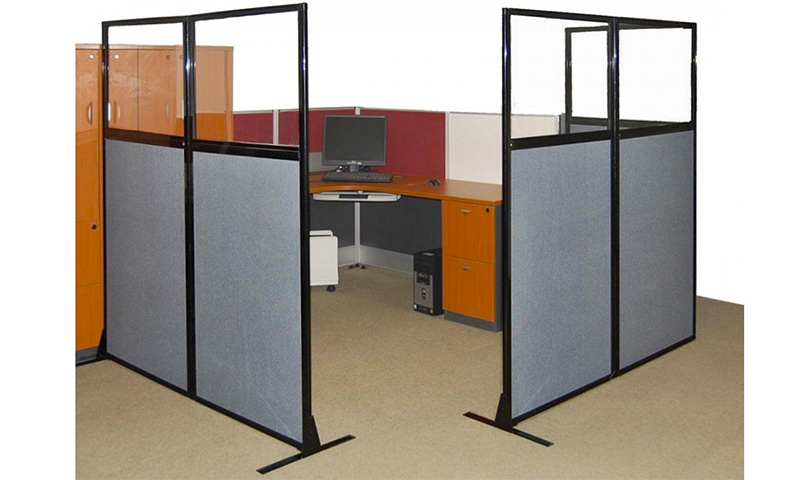 Cubicle Privacy Screens