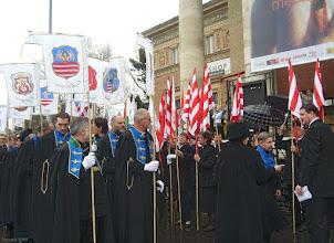 Photo: Msza i demonstracja na Placu Bohaterów (008)