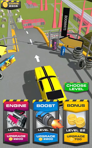 Ramp Car Jumping screenshot 10