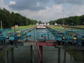 Photo: Rhein-Herne-Kanal (Schleuse Oberhausen)