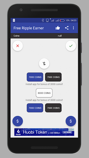Free Ripple Faucet - Win 150 XRP Apk 1.0.1.Alpha | Download Only APK ...