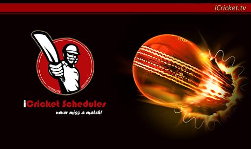 International Cricket Fixtures