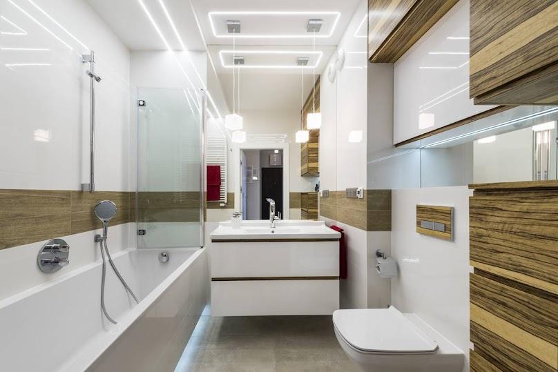 Stelaż do WC jest znacznie łatwiejsze w utrzymaniu czystości
