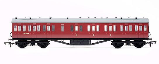 Photo: C095C / 4P-010-002 Stanier Coach