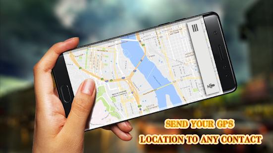 Lokalizace telefonu GPS sledování najit mobilu