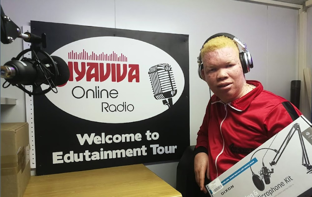 Radio station with mission to help disabled