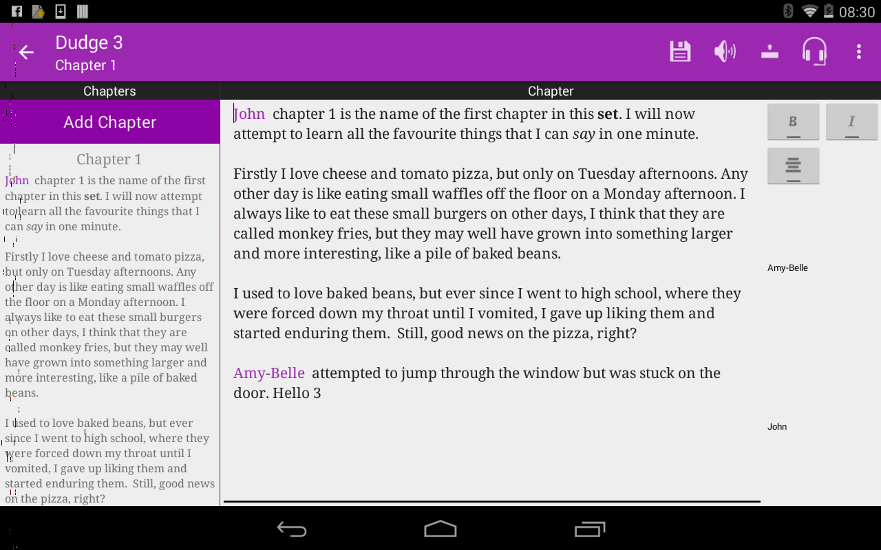 book writing app free