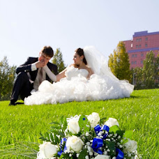 Wedding photographer Evgeniya Zvereva (Zhenua). Photo of 19.01.2013
