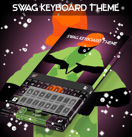 Swag Keyboard Theme 1.224.1.82 screenshot 2089375