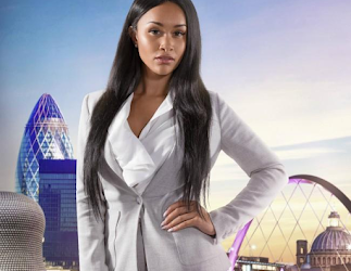 Sian Gabbidon wins The Apprentice
