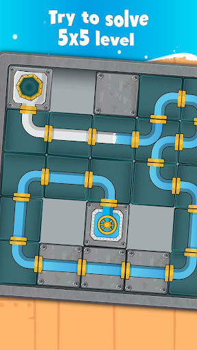 Water Pipes Slide apktram screenshots 6