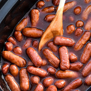 Slow Cooker Little Smokies.