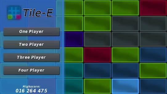Tile-E (1-4 Player Reactor) 1.0.14 APK + MOD Download 1
