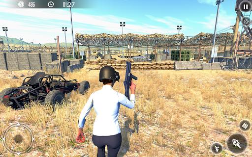 Fire Battle Squad u2013 Battleground Survival Game android2mod screenshots 6