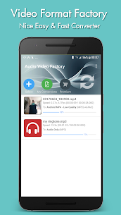 Video Format Factory Mod Apk (Premium Unlocked) 2