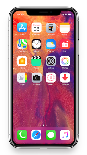 iLauncher IOS12 - Icon Pack IOS 12 by Make Something Good (Google