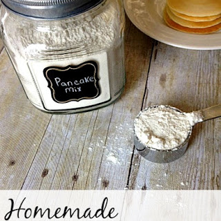 Homemade Pancake Mix Without Eggs And Milk Recipes.