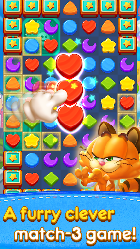 Magic Cat Match : Swipe & Blast Puzzle  trampa 1