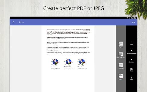 FineScanner Pro – PDF Document Scanner App + OCR 7