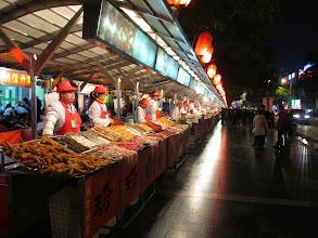 Photo: Donghuamen Night Market