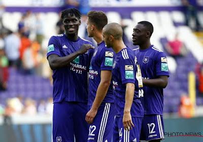 Anderlecht est déjà assuré de 12,7 millions d'euros en Champions League