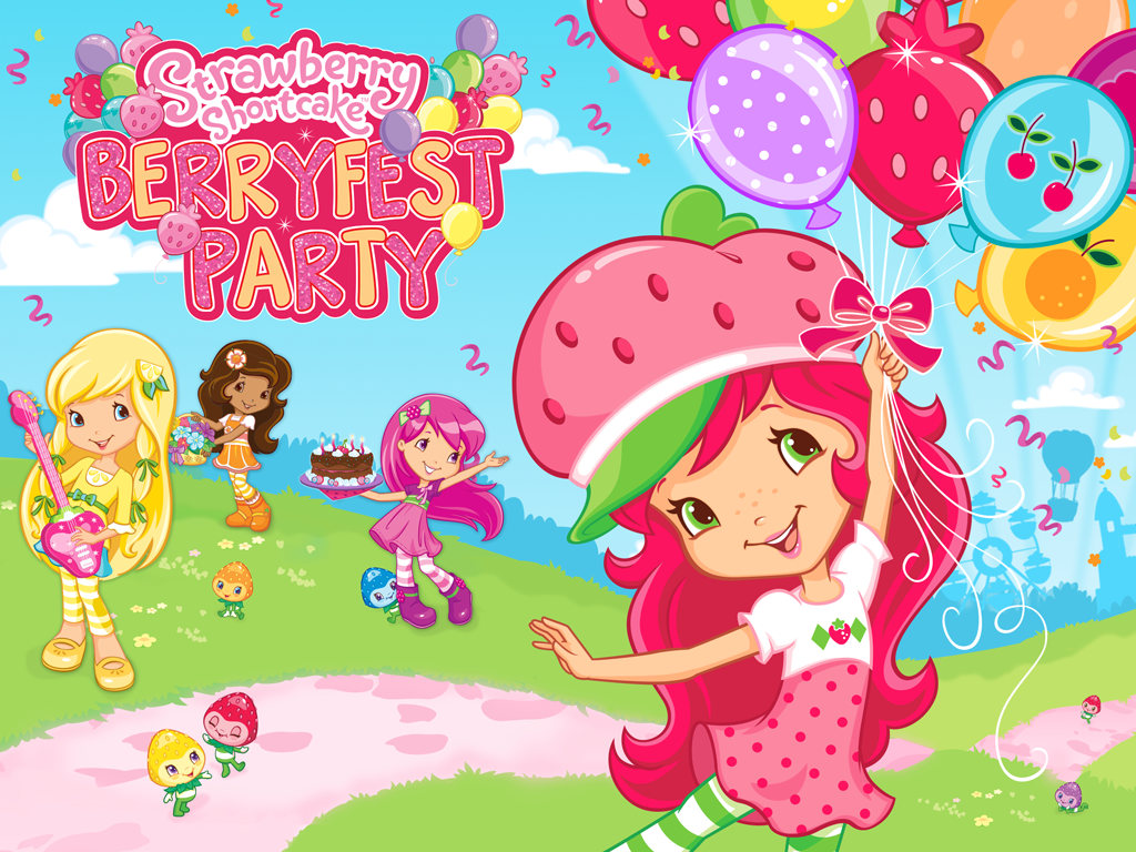 Strawberry Shortcake Berryfest - Android Apps on Google Play