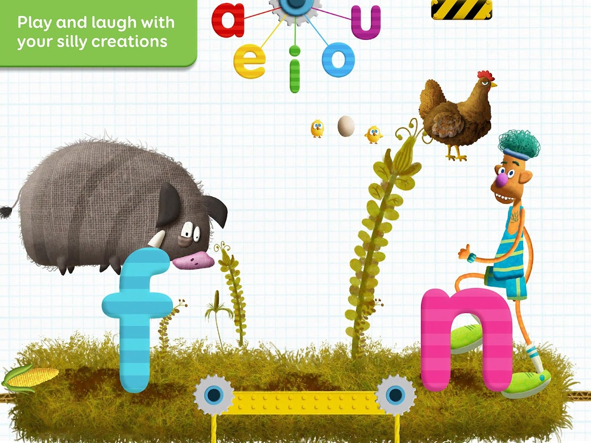 Tiggly Story Maker- screenshot