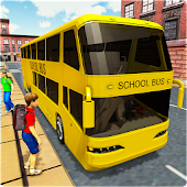 City School Bus Coach Simulator 2018
