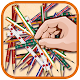 Pick a Pencil Flag, Flag Game and Pencil Game (game)