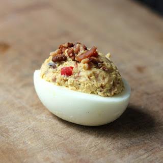 BMT Deviled Eggs