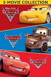 Cars - 3 Movie Collection