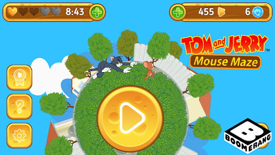 Tom & Jerry: Chase (MOD, Unlimited Gems) APK for Android 1