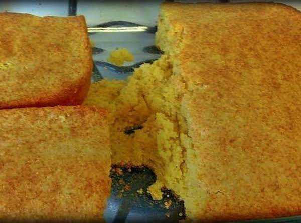 Sweet Honey Cornbread Recipe