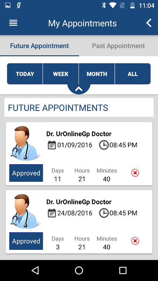 UrOnlineGP- screenshot