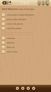 Office Discipline Referral- screenshot thumbnail