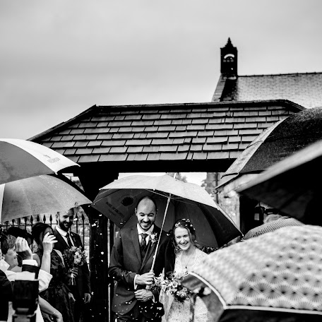 Wedding photographer Jonny Pénzes-Underhill (AvenueWhite). Photo of 03.12.2016