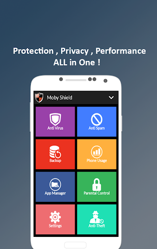 Moby Shield- Total Security