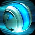 Cyber Swiper: Rolling helix icon