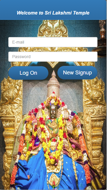 Sri Lakshmi Temple Ashland- screenshot