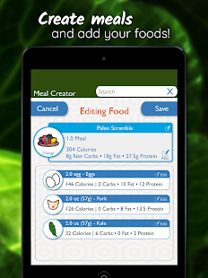 Stupid Simple Paleo Diet Tracking & Guide- screenshot thumbnail