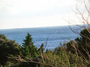 Photo: Vue sur la mer