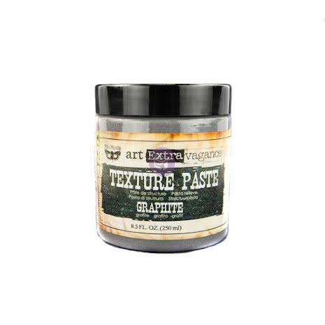 Prima Finnabair Art Extravagance Texture Paste 250 ml - Graphite