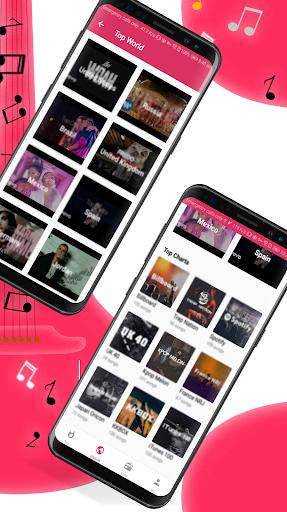Luna Music screenshot 3