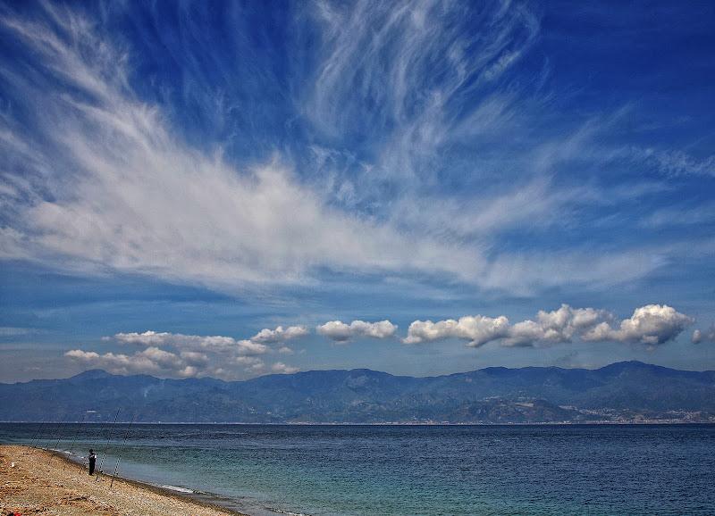 Nell'immensità del mare e del cielo di Fiorenza Aldo Photo