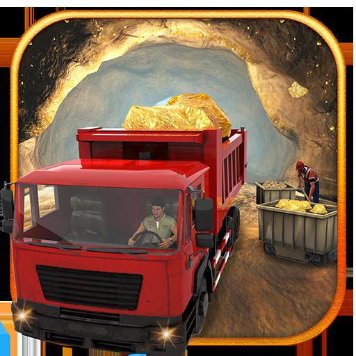 山のドリルトラックの運転手 模擬 App LOGO-APP試玩