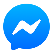 Facebook Messenger or WhatsApp