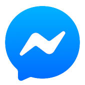 4.  Messenger – Text and Video Chat for Free