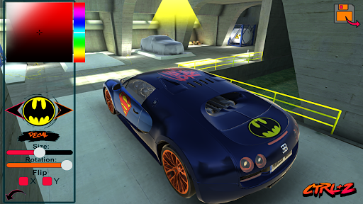Veyron Drift Simulator 1.3 Screenshots 4
