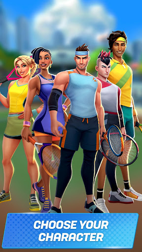 Tennis Clash: The Best 1v1 Free Online Sports Game screenshot 5